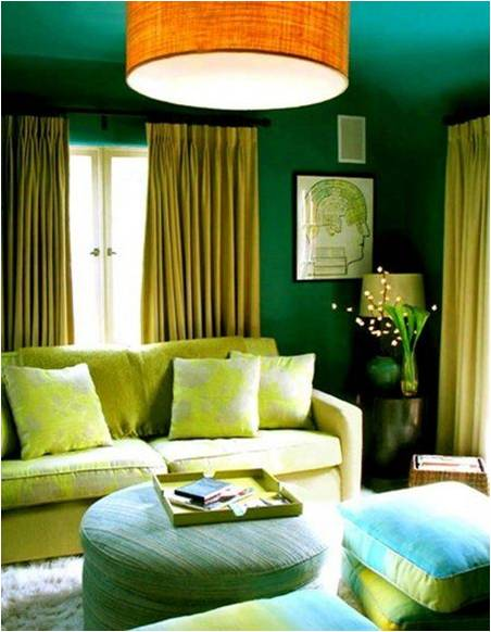 Color Combinations For Interiors